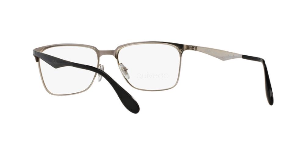Occhiali da Vista Unisex Ray-Ban  RX 6344 2861