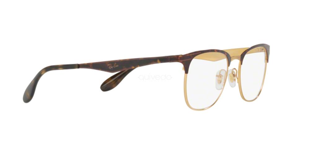 Occhiali da Vista Unisex Ray-Ban  RX 6346 2917