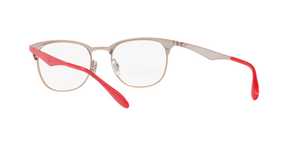 Occhiali da Vista Unisex Ray-Ban  RX 6346 2974