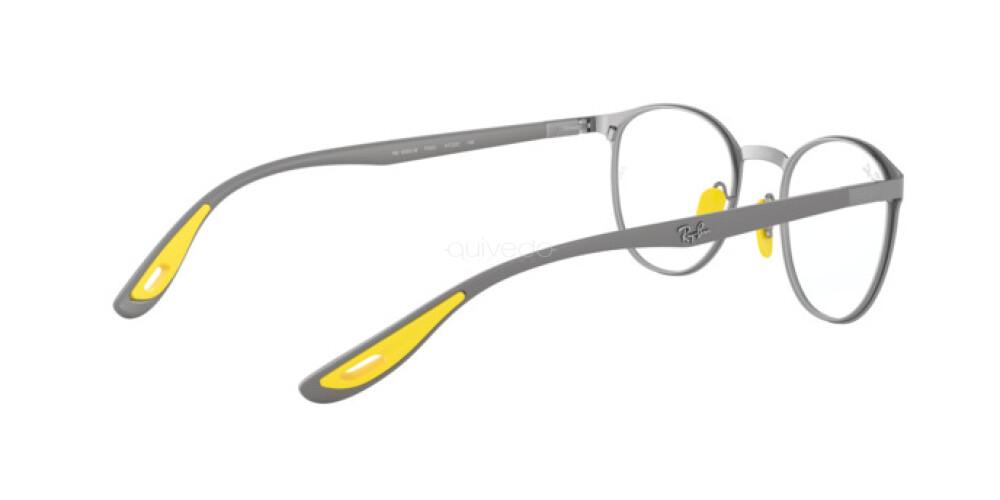 Occhiali da Vista Unisex Ray-Ban Ferrari RX 6355M F003
