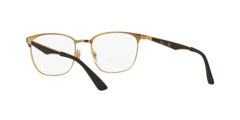 Occhiali da Vista Unisex Ray-Ban  RX 6356 2875