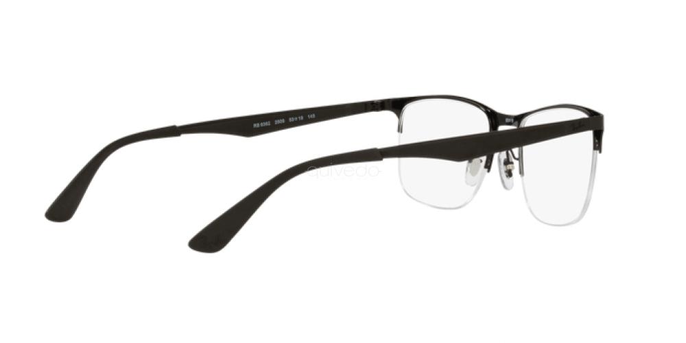 Occhiali da Vista Unisex Ray-Ban  RX 6362 2509
