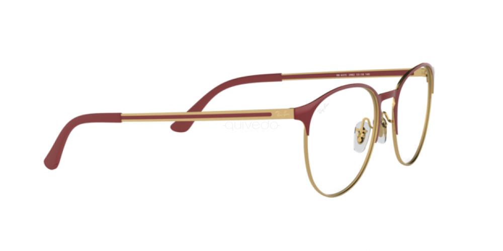 Occhiali da Vista Unisex Ray-Ban  RX 6375 2982
