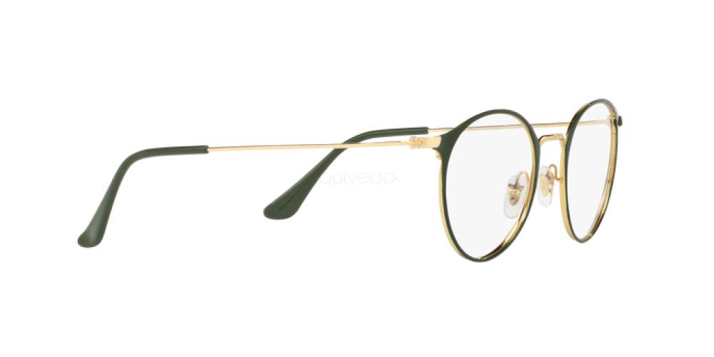 Occhiali da Vista Unisex Ray-Ban  RX 6378 2908