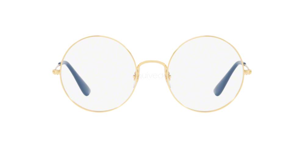 Occhiali da Vista Unisex Ray-Ban Ja-jo RX 6392 2500