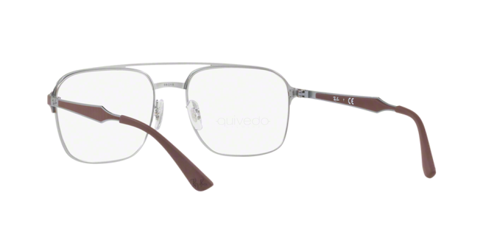 Occhiali da Vista Unisex Ray-Ban  RX 6404 2912