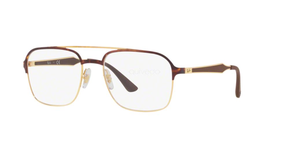 Occhiali da Vista Unisex Ray-Ban  RX 6404 2917
