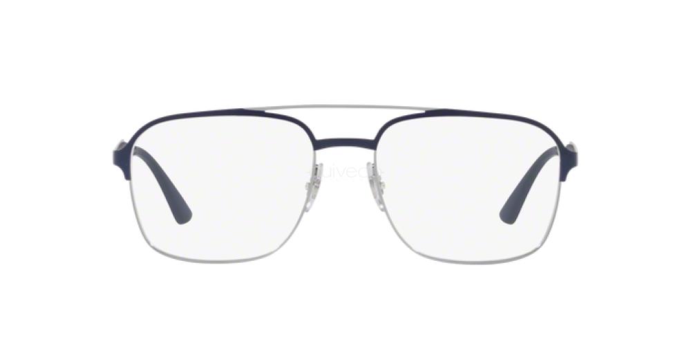 Occhiali da Vista Unisex Ray-Ban  RX 6404 2947