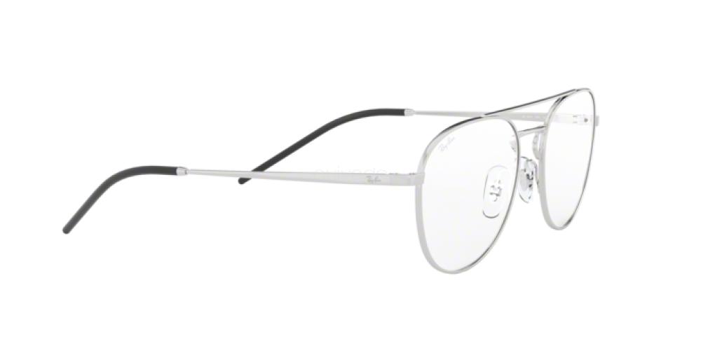 Occhiali da Vista Unisex Ray-Ban  RX 6414 2501