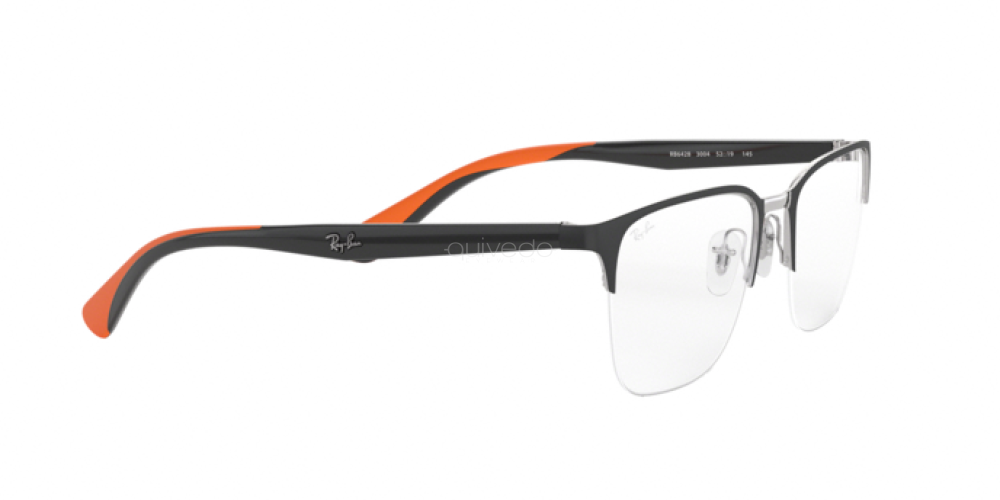 Occhiali da Vista Unisex Ray-Ban  RX 6428 3004