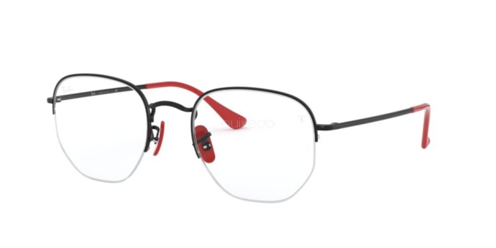 Occhiali da Vista Unisex Ray-Ban Ferrari RX 6448M F028