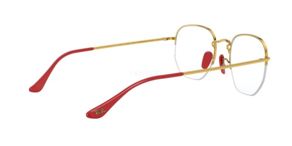 Occhiali da Vista Unisex Ray-Ban Ferrari RX 6448M F029
