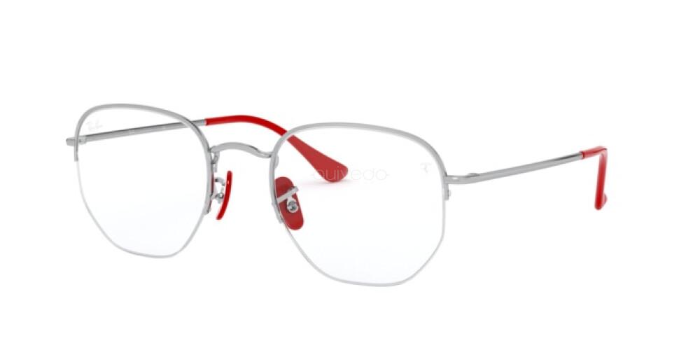 Occhiali da Vista Unisex Ray-Ban Ferrari RX 6448M F031