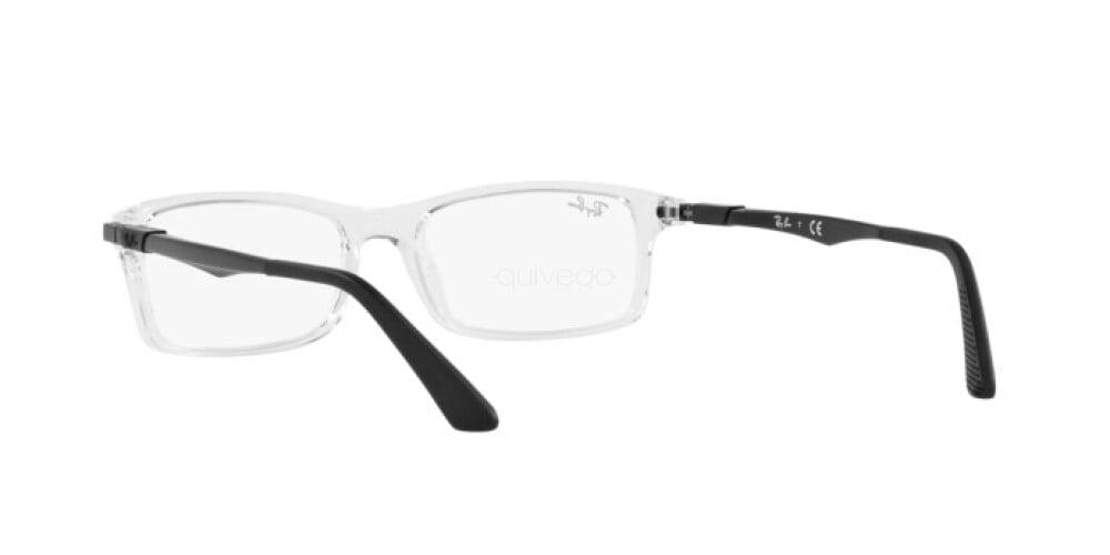 Occhiali da Vista Unisex Ray-Ban  RX 7017 5943