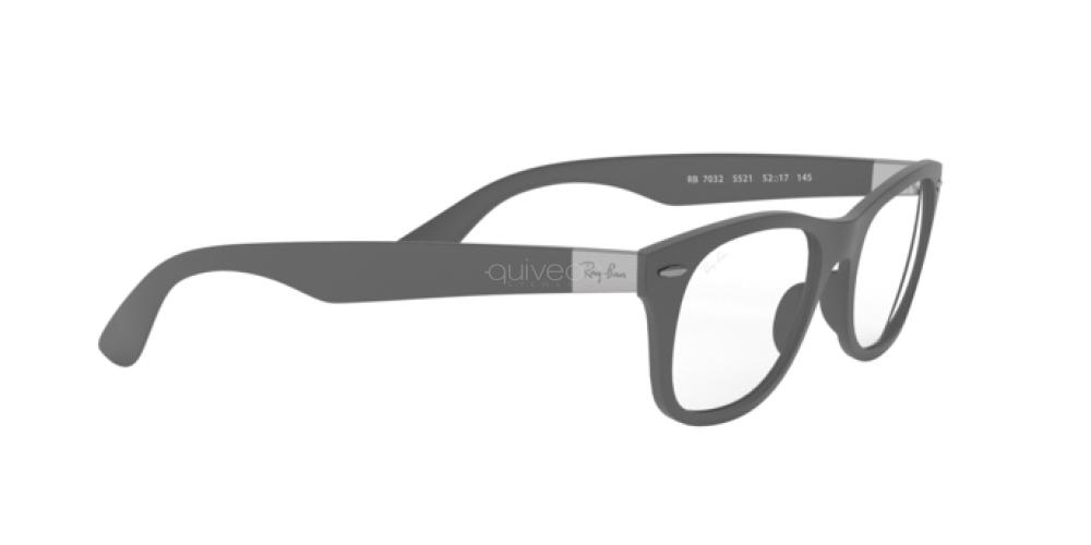 Occhiali da Vista Unisex Ray-Ban  RX 7032 5521