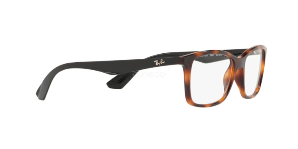 Occhiali da Vista Uomo Ray-Ban  RX 7047 5847