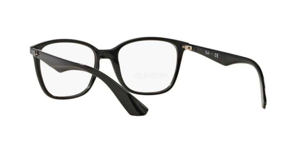 Occhiali da Vista Unisex Ray-Ban  RX 7066 2000