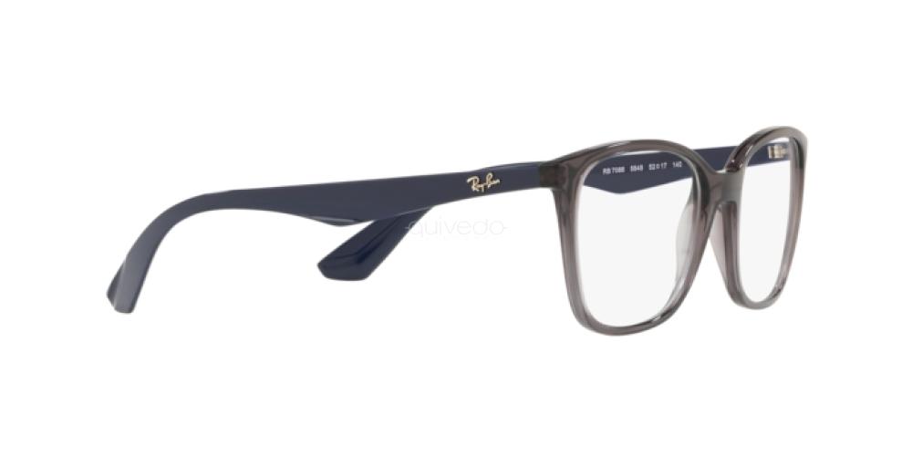 Occhiali da Vista Uomo Ray-Ban  RX 7066 5848