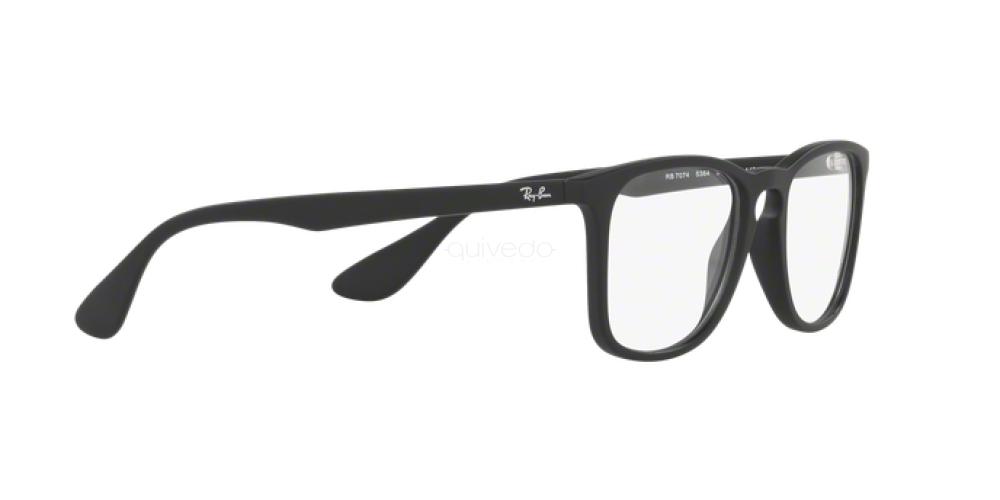 Occhiali da Vista Unisex Ray-Ban  RX 7074 5364