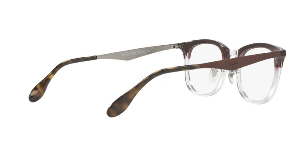 Occhiali da Vista Unisex Ray-Ban  RX 7112 5685
