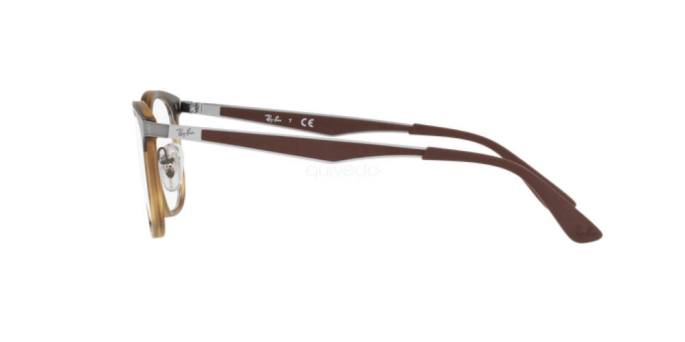 Occhiali da Vista Unisex Ray-Ban  RX 7117 8016