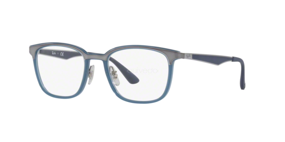 Occhiali da Vista Unisex Ray-Ban  RX 7117 8019