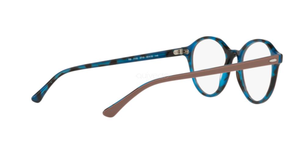 Occhiali da Vista Unisex Ray-Ban Dean RX 7118 5715