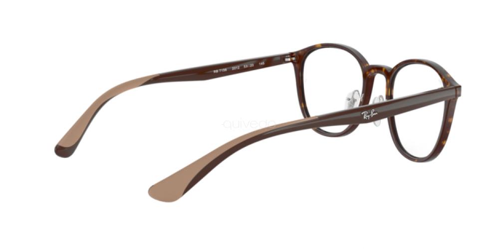 Occhiali da Vista Unisex Ray-Ban  RX 7156 2012