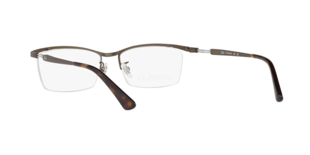 Occhiali da Vista Uomo Ray-Ban  RX 8746D 1020