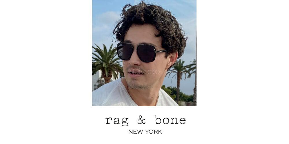 Occhiali da Sole Uomo Rag & Bone RNB5035/G/S RNB 204103 7ZJ IR