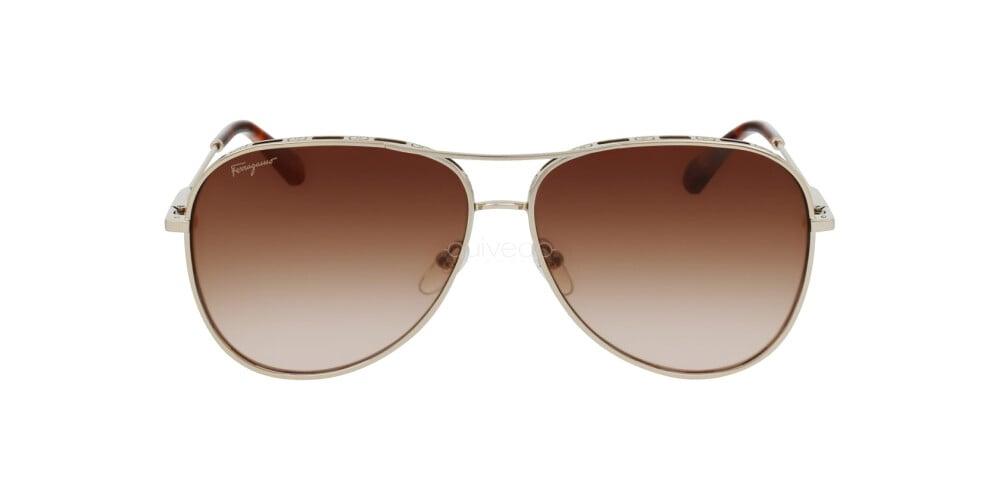 Sunglasses Woman Salvatore Ferragamo SF268S SF268S 795