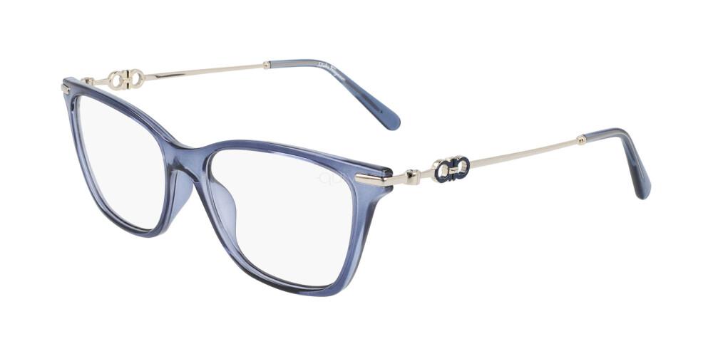 Eyeglasses Woman Salvatore Ferragamo SF2891 SF2891 424