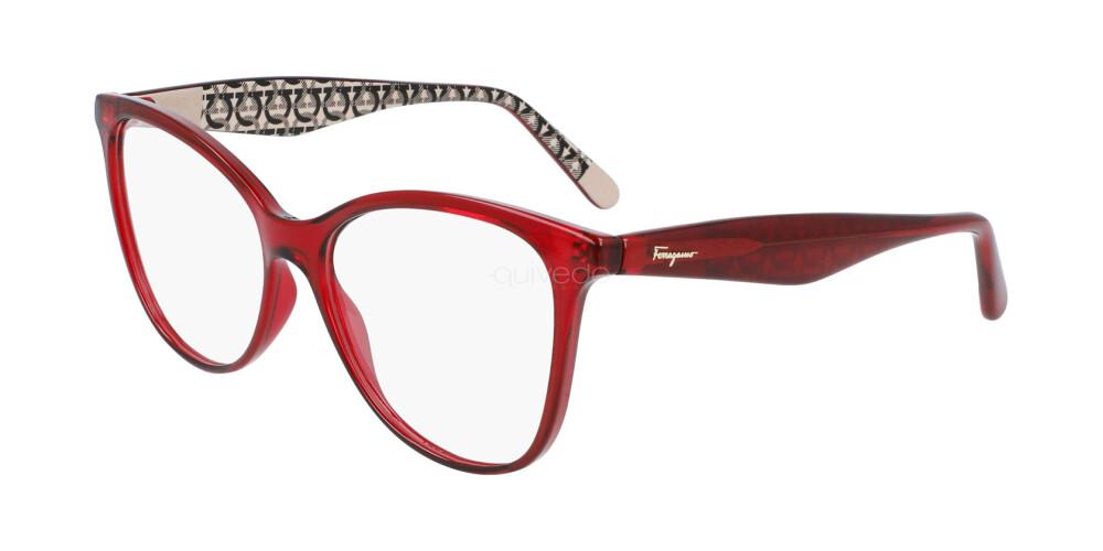 Eyeglasses Woman Salvatore Ferragamo SF2892 SF2892 634