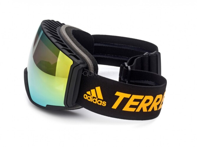 Maschere da Sci e Snowboard Unisex Adidas  SP0039 02L