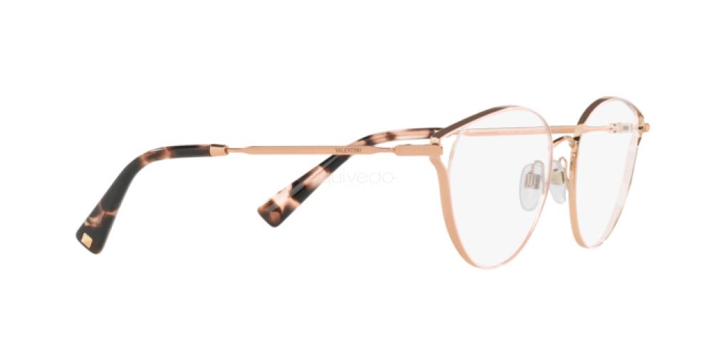 Eyeglasses Valentino VA 1009 3030 ROSE GOLD//PINK