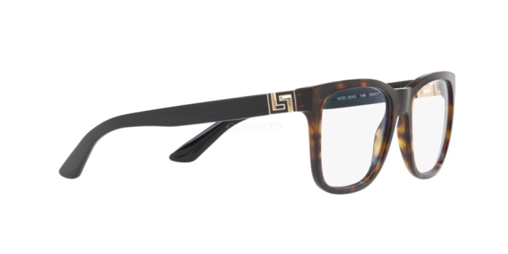Occhiali da Vista Uomo Versace  VE 3243 108