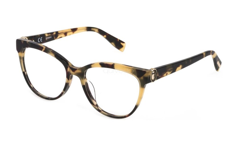 Eyeglasses Woman Trussardi  VTR490 0AGG