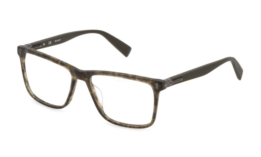 Eyeglasses Man Trussardi  VTR496 0809