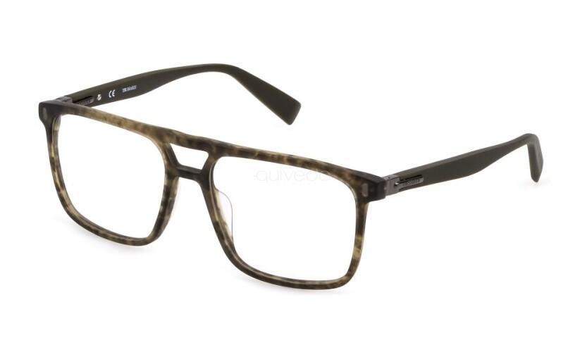 Eyeglasses Man Trussardi  VTR497 0809