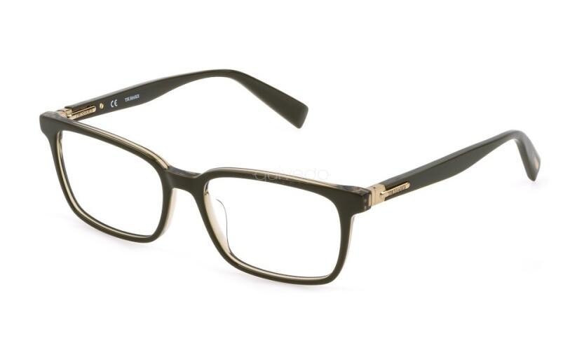 Eyeglasses Man Trussardi  VTR498 09DA