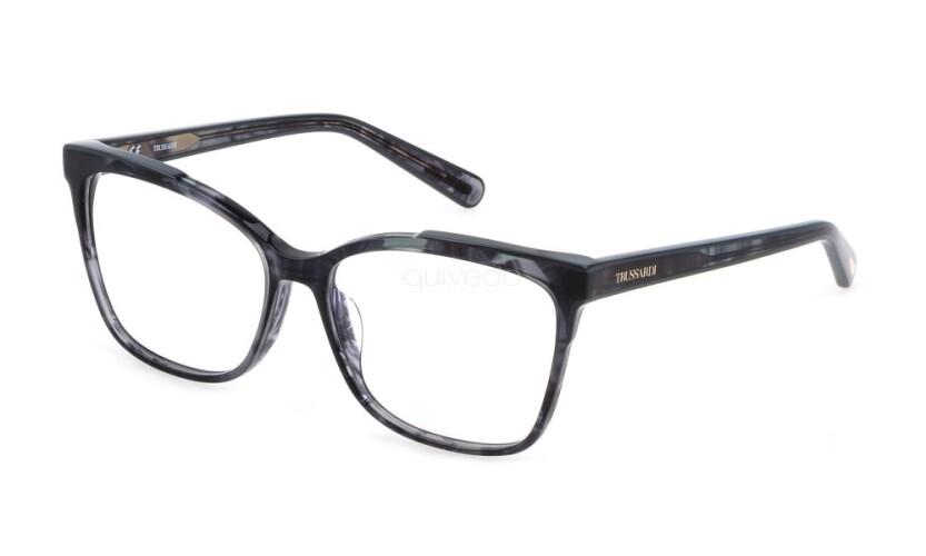 Eyeglasses Woman Trussardi  VTR499 01KW
