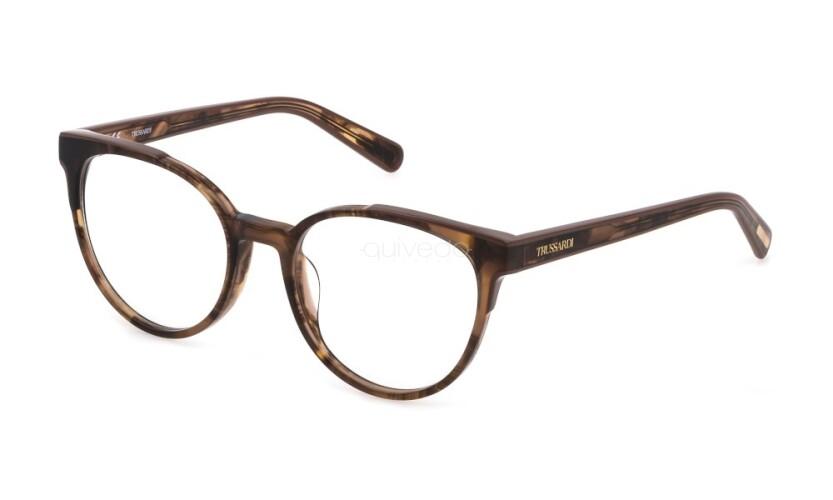 Eyeglasses Woman Trussardi  VTR500 0GGU