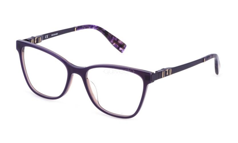 Eyeglasses Woman Trussardi  VTR503 0GBC