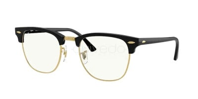 Ray-Ban Clubmaster Everglasses Clear RB 3016 (901/BF)