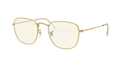 Ray-Ban Frank Everglasses Clear Evolve RB 3857 (9196BL)