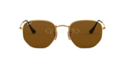 Ray-Ban Hexagonal Flat Lenses RB 3548N (001/57)
