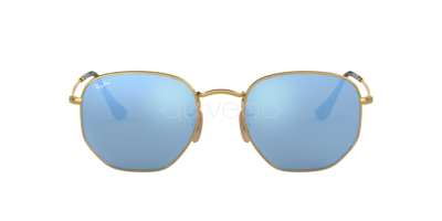 Ray-Ban Hexagonal Flat Lenses RB 3548N (001/9O)
