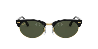 Ray-Ban Clubmaster oval Legend Gold RB 3946 (130331)