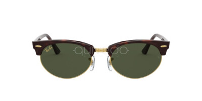 Ray-Ban Clubmaster oval Legend Gold RB 3946 (130431)