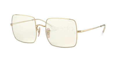 Ray-Ban Square Everglasses Clear Evolve RB 1971 (001/5F)